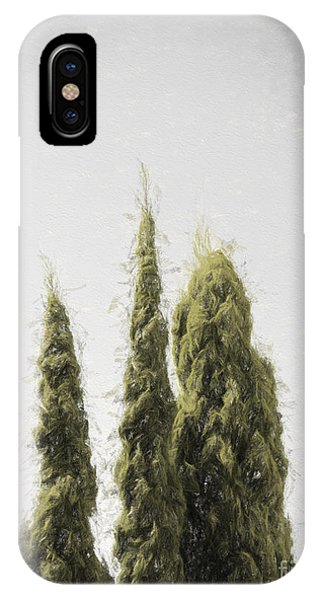 Threes - Without A Sound IPhone Case