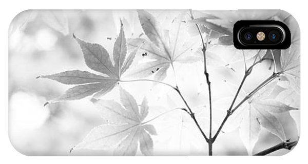 Through The Leaves IPhone Case