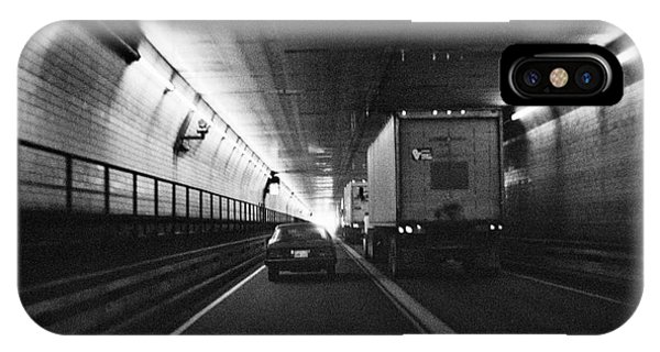 Through The Tunnel  IPhone Case