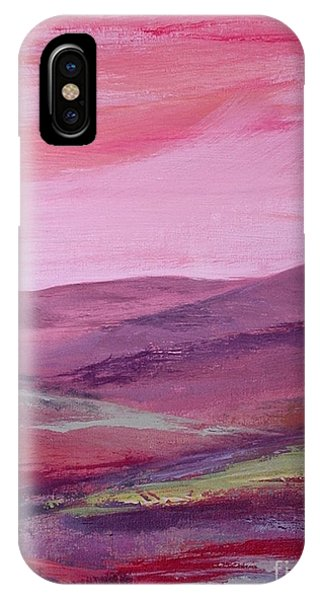 Through The Valley IPhone Case