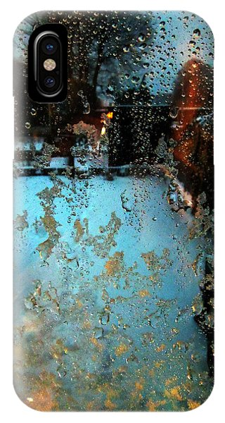IPhone Case featuring the photograph Through The Window by Colette V Hera  Guggenheim