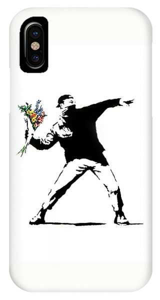 Throwing Love IPhone Case