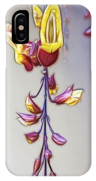 Thunbergia IPhone Case