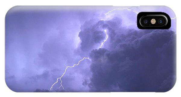 Thunder Basin IPhone Case