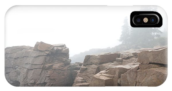 Thunder Hole Point IPhone Case