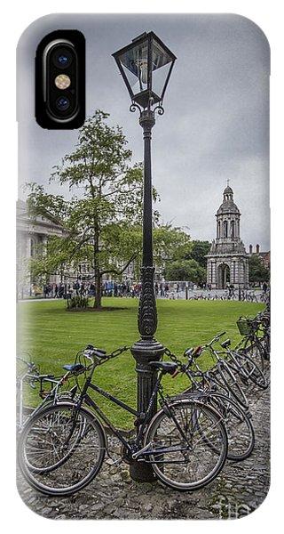 Irish iPhone Case - Thunder Rising by Evelina Kremsdorf