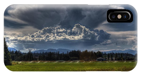 Thunder Storm IPhone Case