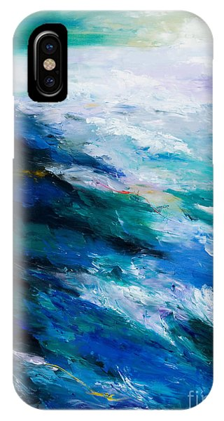 Thunder Tide IPhone Case