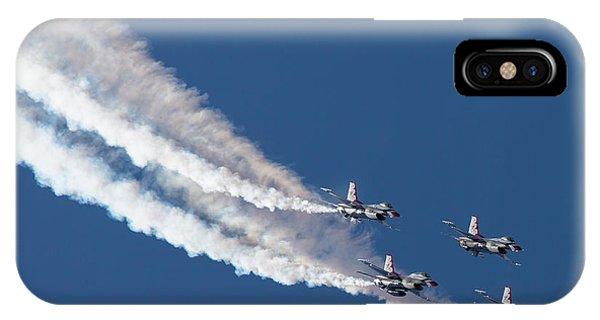 Thunderbird Loop IPhone Case