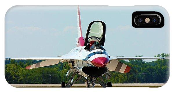Thunderbird No1 IPhone Case
