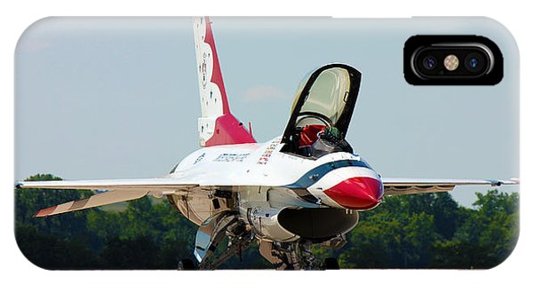 Thunderbird No2 IPhone Case