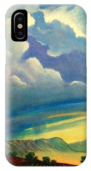 Thunderhead IPhone Case