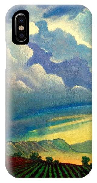 Thunderhead IPhone Case