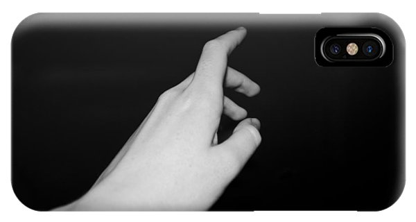 Thy Hand Reaching IPhone Case