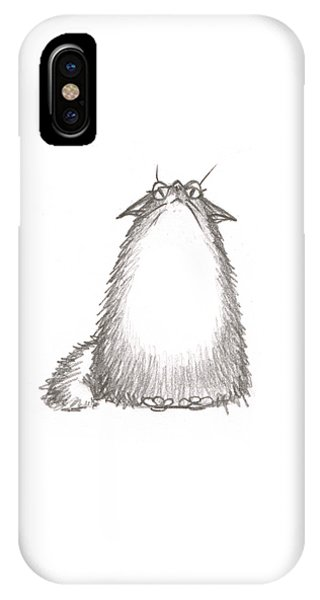 Tibby Good Mood IPhone Case