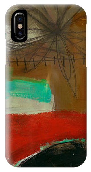 Drawing iPhone Case - Tidal Current 3 by Jane Davies