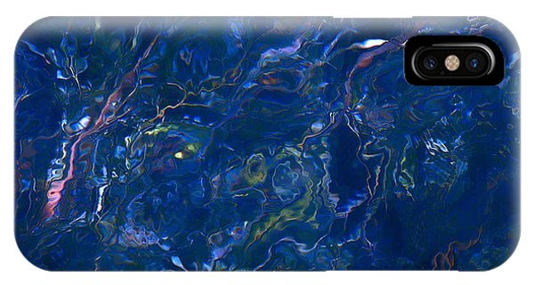 Tidal Drift IPhone Case