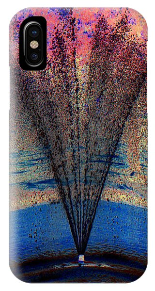 Tidal Wave Of Color IPhone Case