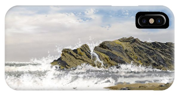 Tide Is Coming In IPhone Case