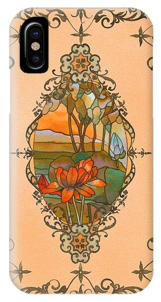 Tiffany Tree IPhone Case