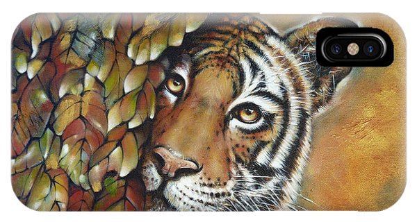 Tiger 300711 IPhone Case