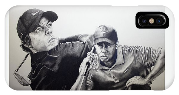 Tiger And Rory IPhone Case