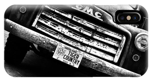 Tiger Country IPhone Case