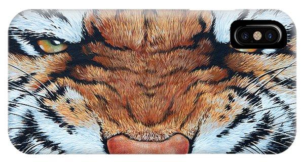 Tiger Eyes IPhone Case