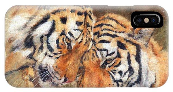 Tiger Love IPhone Case