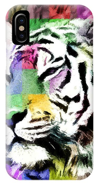 Tiger - Tigre IPhone Case
