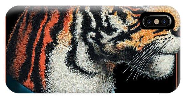 Tigerman IPhone Case