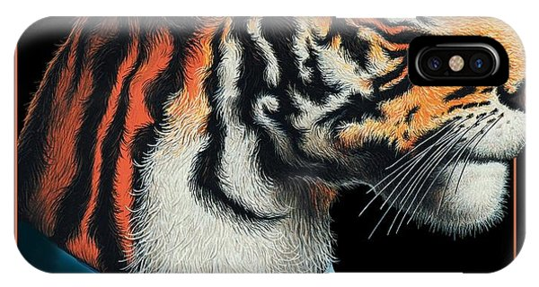 Tigerman IPhone Case