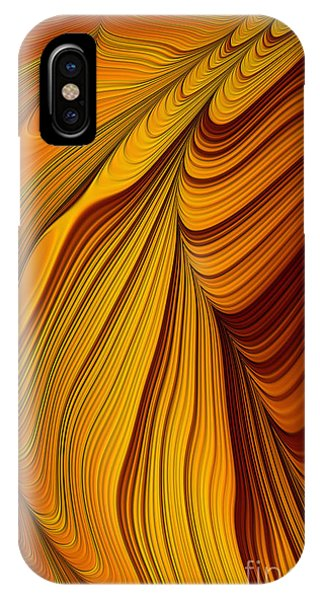 Style iPhone Case - Tiger's Eye by John Edwards
