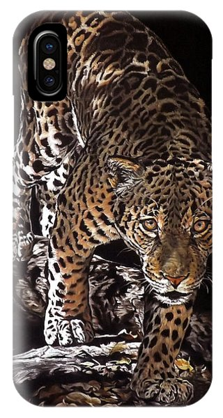 Tikal Out Of The Darkness IPhone Case