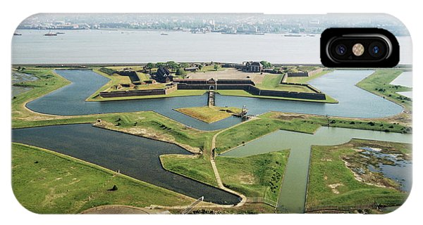 Tilbury Fort Phone Case by Skyscan/science Photo Library