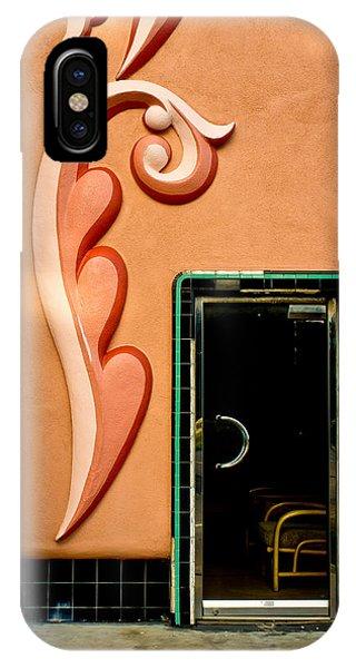 Tiled Door IPhone Case