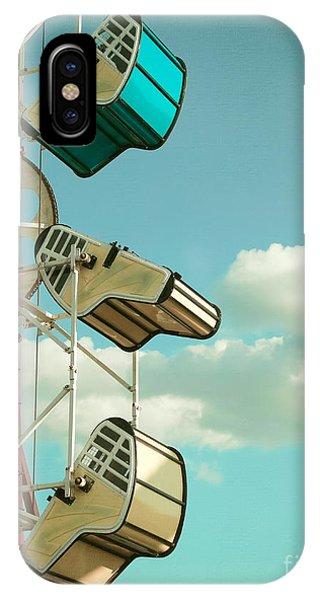 Tilt And Twirl IPhone Case