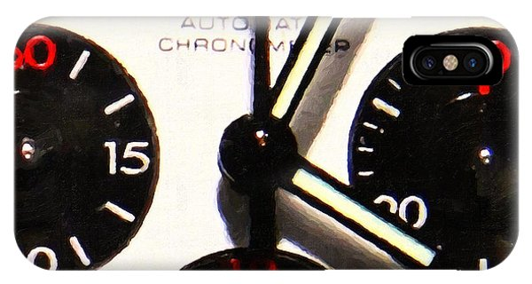 Time Piece - 5d20658 IPhone Case