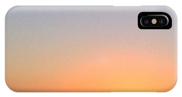 City Scape iPhone Case - Time To Go Home #sunset by Linda Lim