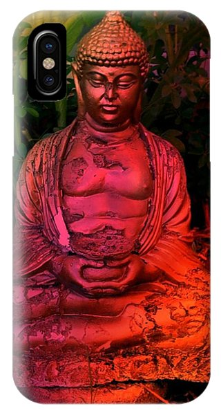 Timeless Buddha IPhone Case