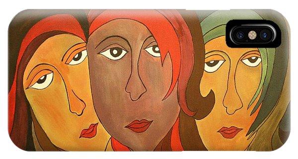 Tinted Girls Phone Case by Remya Damodaran