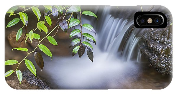 Tiny Waterfall IPhone Case