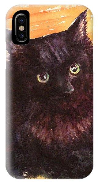Tinybaby Cat IPhone Case