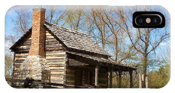 Tipton Hayes Cabin 17 IPhone Case