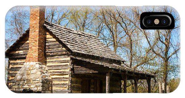 Tipton Hayes Cabin 2 IPhone Case