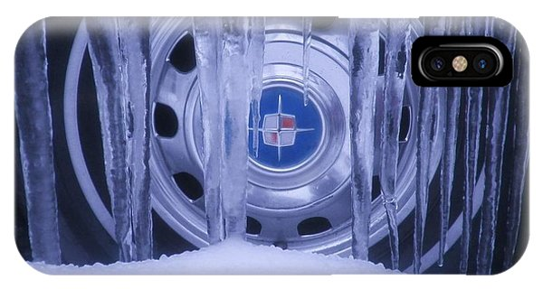 Tire And Ice IPhone Case