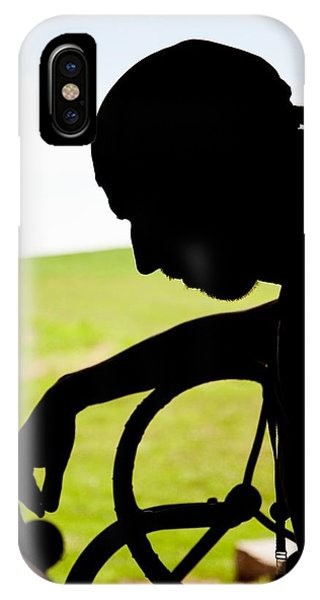 Tired Farmer IPhone Case
