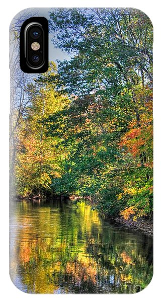 Tis Fall IPhone Case
