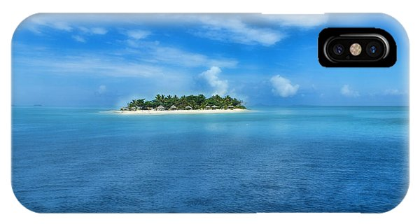 Tivua Island Awaits You IPhone Case