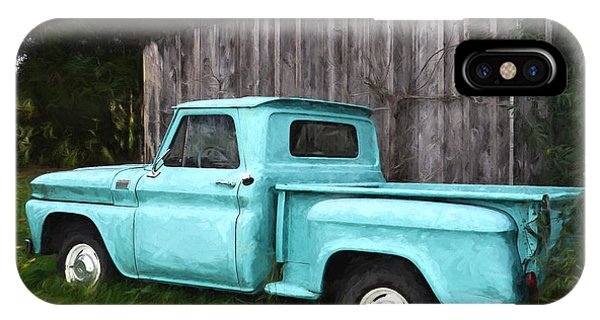 To Be Country - Vintage Vehicle Art IPhone Case